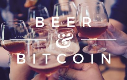 Beer & Bitcoin Networking Event: Learn about Bitcoin & Blockchain!