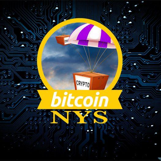 Bitcoin NYS Airdrop Meetup